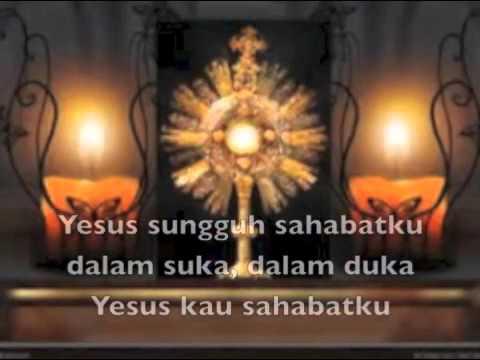 Aku Rindu Akan Tuhan (PS 423)