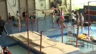 ПЕРВЕНСТВО МОСКОВКОЙ ОБЛАСТИ г Ступино 2016. Программа 2 взрослого разряда спортивная гимнастика.