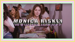 Monica Riskey - newton's 3rd (official video)