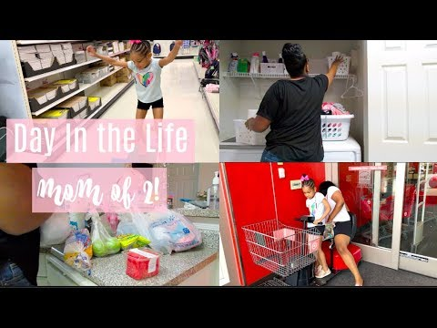 Day In the LIFE | VEDA DAY 9 | STAY AT HOME MOM | Destiny's Life