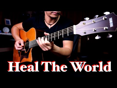 Heal The World (Michael Jackson) Guitar Cover Version