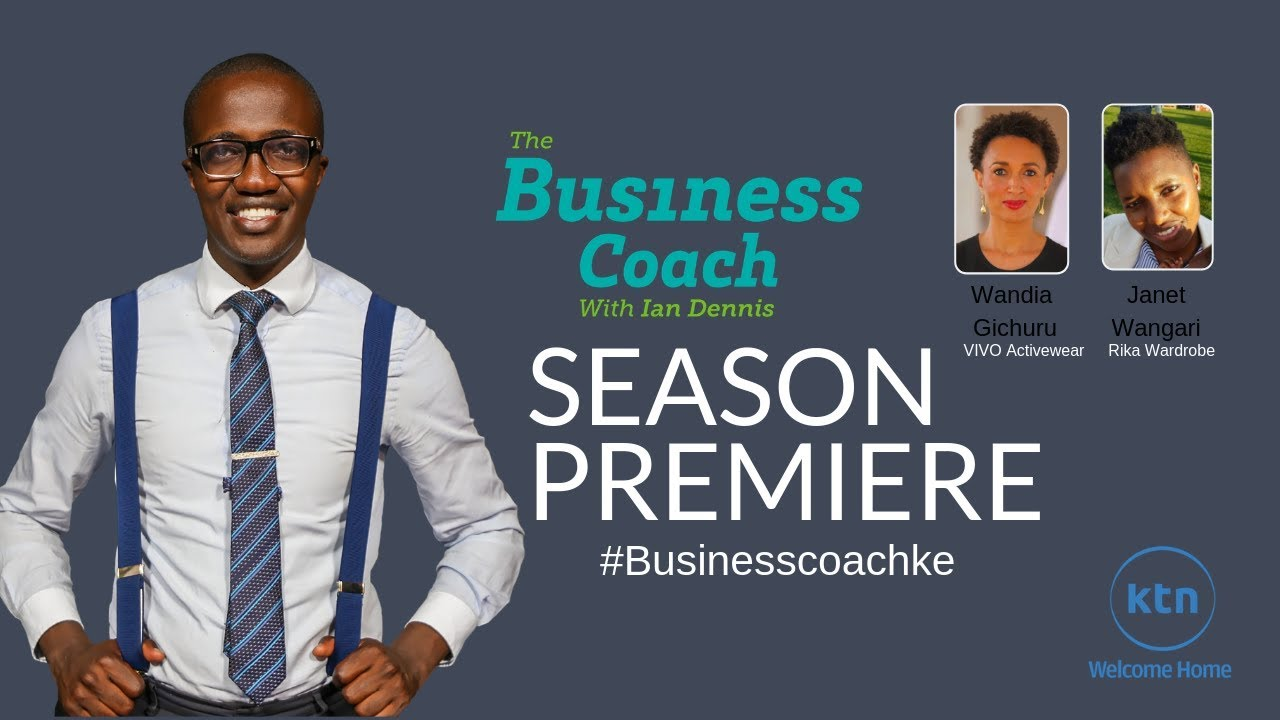 Image result for The Business Coach with Ian Dennis