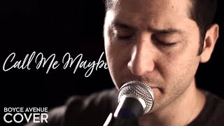 Repeat youtube video Call Me Maybe - Carly Rae Jepsen (Boyce Avenue acoustic cover) on Apple & Spotify
