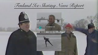 Fenland Ice Skating News Report (The Fen Championship)