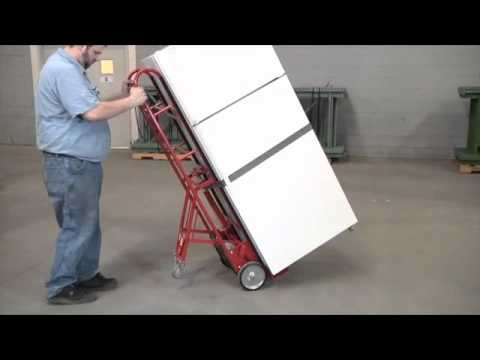 Northern Industrial Hand Truck 6 Wheeled Stair Climber