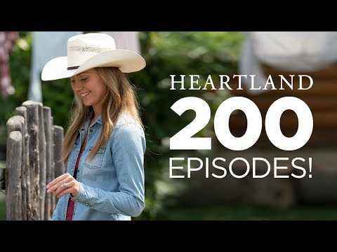 Heartland's 200th Episode!