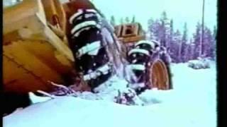 Volvo-Ösa-maskiner