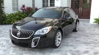 2016 Buick Regal GS Review and Test Drive by Bill - Auto Europa Naples