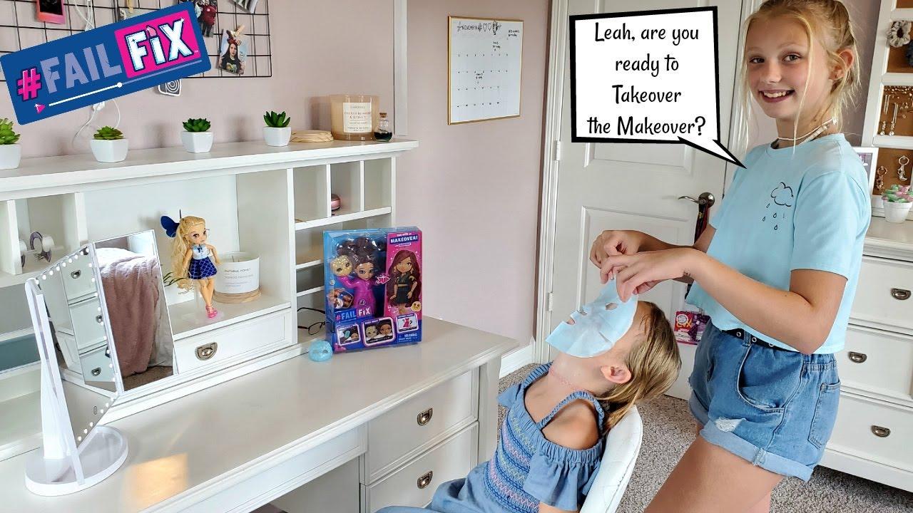 Leah's Complete FailFix Makeover!!!