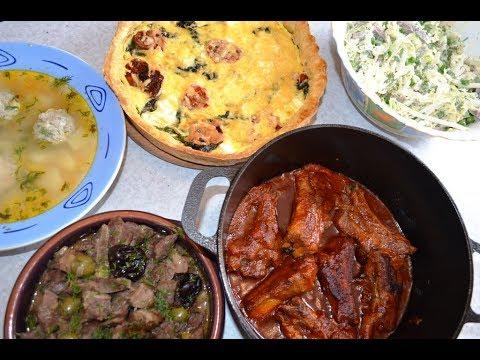 Чем я кормлю семью, простые блюда. Часть 20