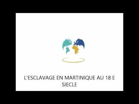 L'esclavage en Martinique au 18e siècle - Avec Erick Noël