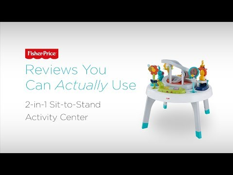 50dbafbb84e7 Remix Reviews You Can Actually Use  2-in-1 Sit-to-Stand Activity ...