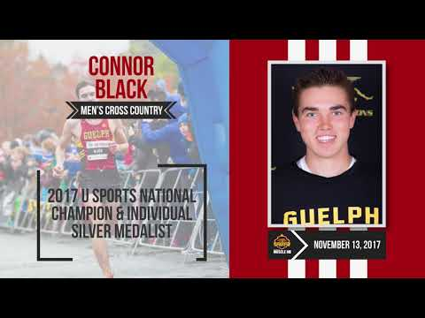 Guelph Gryphons Athletes of the Week: Nov. 13, 2017