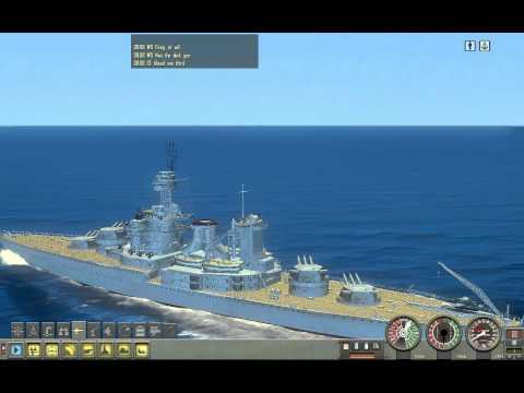 USS South Dakota Pre-release Trailer