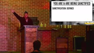 1 Peter 1:1-2 -Sanctified