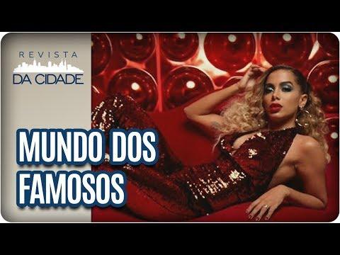 Anitta Em Indecente + Nariz Da Pabllo Vittar - Revista Da Cidade (27/03/18)