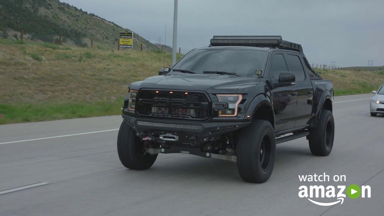New Ford Raptor >> Von Miller 's New Ford Raptor - YouTube