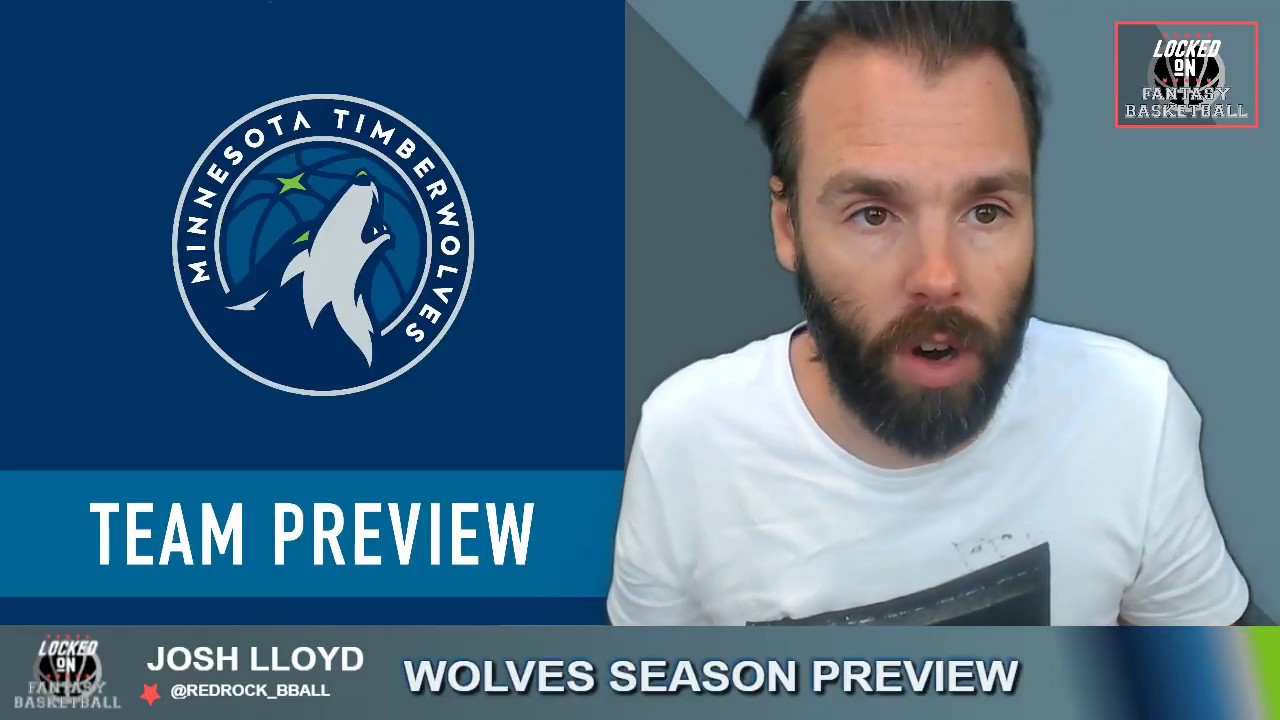 c31fb470595 Derrick Rose A Breakout Player? - Minnesota Timberwolves Season Preview |  LO Fantasy Basketball