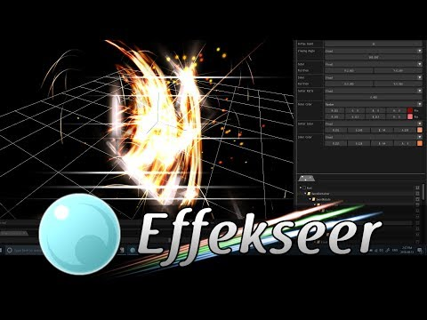Effekseer -- Open Source Visual Effects Tool For GameDev