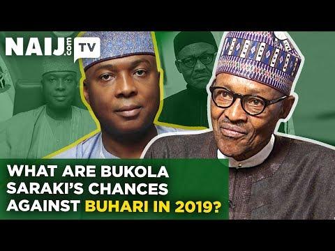 Nigeria Election 2019: What are Bukola Saraki's chances against President Buhari? | Legit TV Mp3