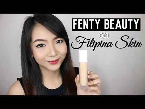 Fenty Beauty Foundation on Filipina/Asian Skin (Philippines) | CAMYL