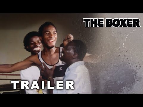 The Boxer [1980's] Offical Movie Trailer