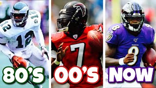 The Evolution of Mobile Quarterbacks