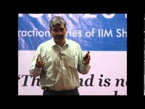 Interaction 17 of The Podium Season 3 - Mr. Ashutosh Chadha