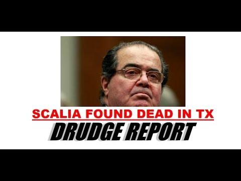 BREAKING: SUPREME COURT JUSTICE ANTONIN SCALIA DEAD. OBAMA GETS TO COMPLETELY DESTROY AMERICA.