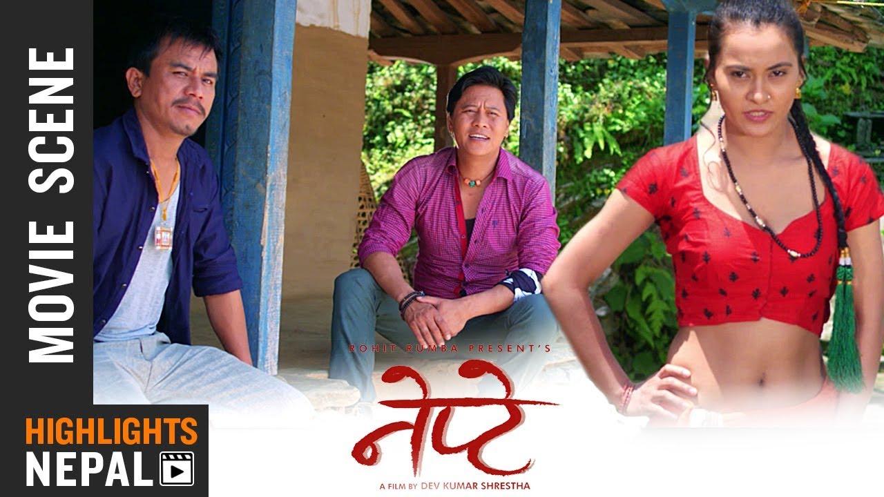 Kyarap Kuruppai - New Nepali Movie NEPTE Scene 2018 | Dayahang Rai, Rohit, Arjun Gurung, Buddhi