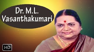 Carnatic Vocal - Unnai Andri Utra Thunai - Golden Greats - Dr. M. L. Vasanthakumari