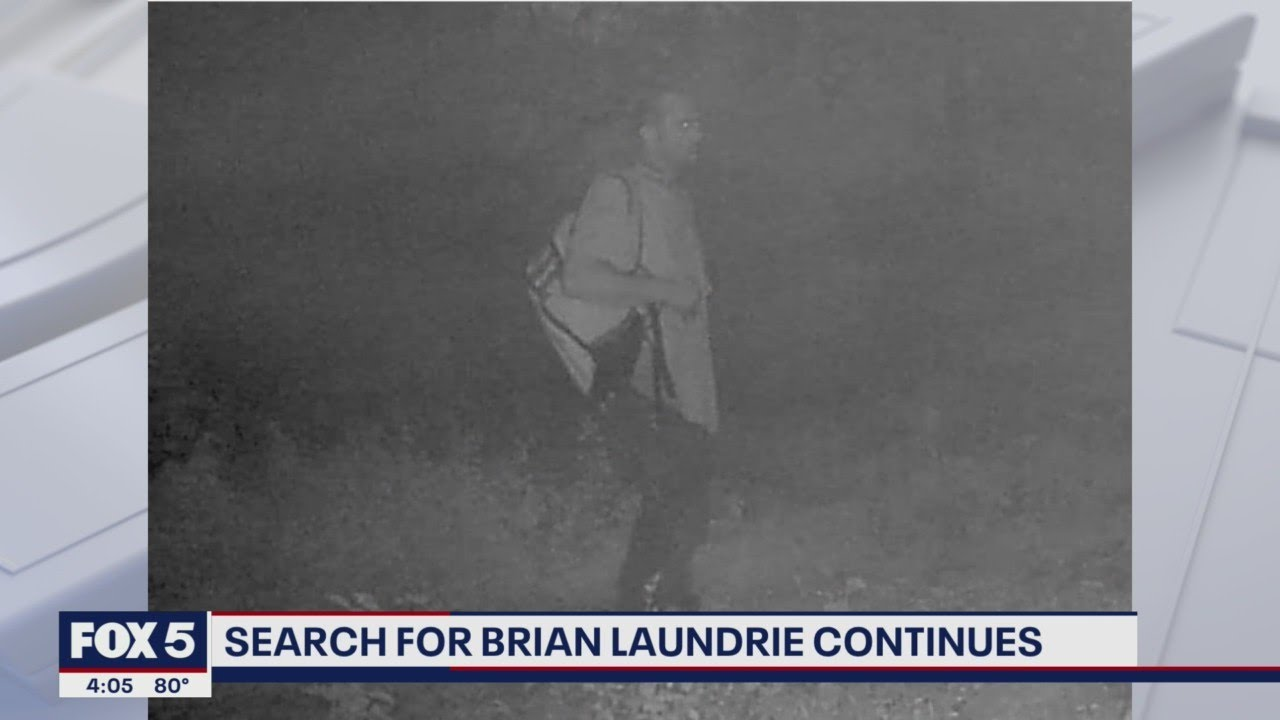 Download Man matching Brian Laundrie's description caught on trail camera   FOX 5 DC
