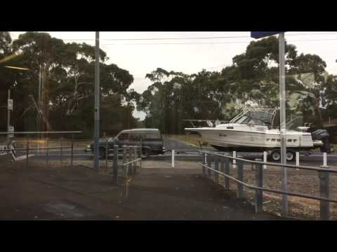 Metro Trains: Stony Point to Frankston (Vline train but It's a Metro Service)