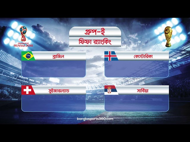 FIFA World Cup_Group Analysis_Group E