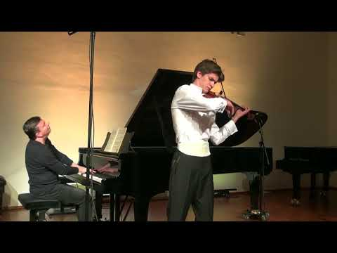 Tchaikovsky Violin Concerto (2nd mvt) by Julian WALDER