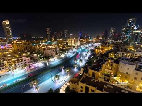 Dubai - The Fastest growing City in the World