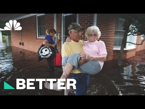 Hurricane Florence Flooding: How To Protect Yourself From Floodwaters | Better | NBC News