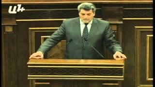 Ստեփան Դեմիրճյանի ելույթը - 06.10.2015