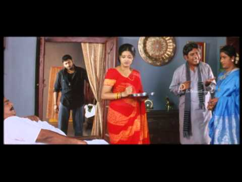 Naagamma | Tamil Movie | Scenes | Clips | Comedy | Songs | Manthra gives food to her dad