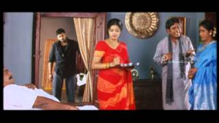 Naagamma - Manthra gives food to her dad