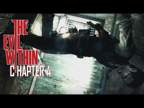 The Evil Within: Chapter 4 - ผมสลวยด้วยกองเลือด
