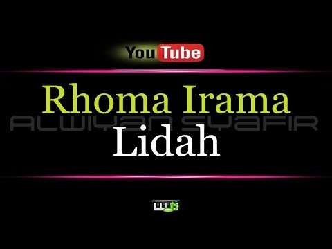 Karaoke Rhoma Irama - Lidah