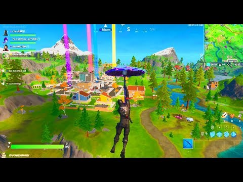 Fortnite Chapter 2 Gameplay (No Commentary) PC Battle Royale | RYu