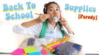 Back To School Supplies [ Parody ]