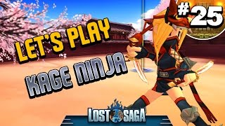 Lost Saga: Kage Ninja Gameplay