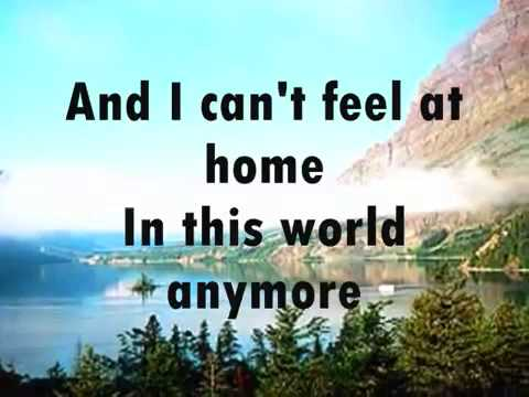 THIS WORLD IS NOT MY HOME with LYRICS   JIM REEVES