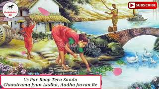 WhatsApp Status - Gori Tera Gaon Bada Pyara | Best Old Song | Chitchor