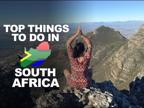 Top Things to do in South Africa | La Vacanza Travel
