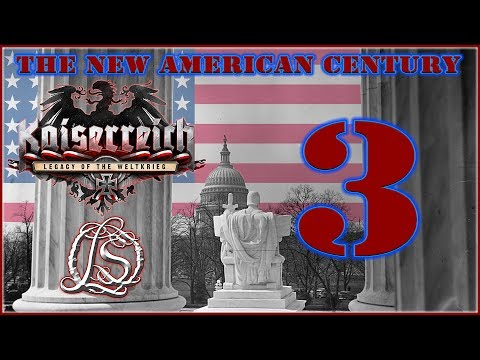 Hearts of Iron 4: KAISERREICH - The New American Century - 3