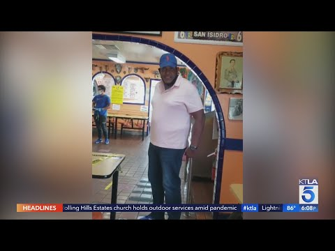 Man hurls racial insults at Asian woman in Central L.A. restaurant. District Of Democratic Mayor..